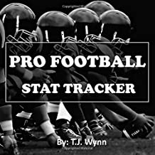 PRO FOOTBALL STAT TRACKER: Track Your Favorite Professional Football Players