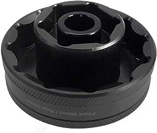 mewmewcat Ferramenta com soquete para porca de roda 55mm + 30mm compatível com Ducati 1098 1198 1199 Multistrada Diavel