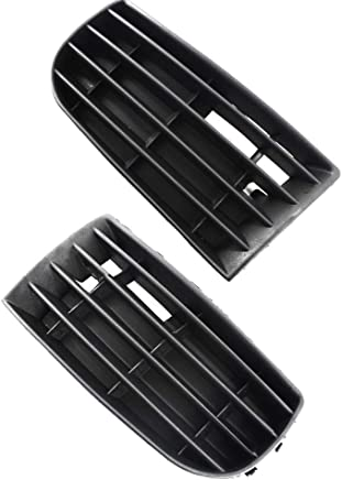Accessories Zerama 1 Pair Rearview Mirror Covers Carbon Fiber Pattern Caps Replacement for BMW E46 1998-2005 51168238376 51168238375
