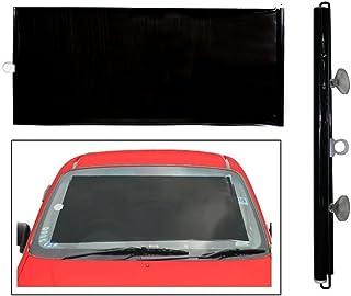 Motoway Car Front Windshield Roll up Type Horizontal Sunshade - 1 Pc - for Maruti Suzuki Celerio