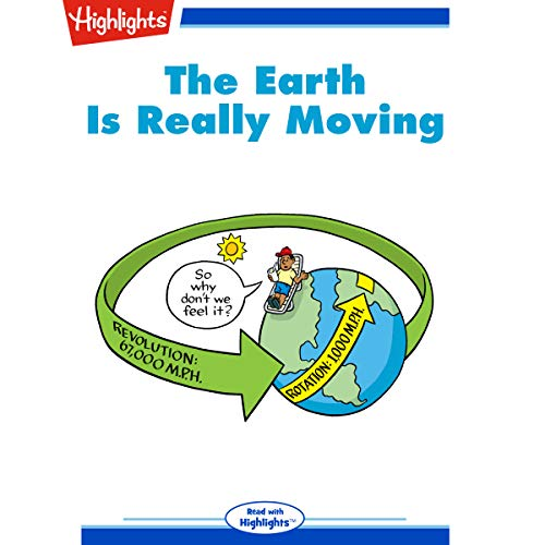 The Earth Is Really Moving cover art
