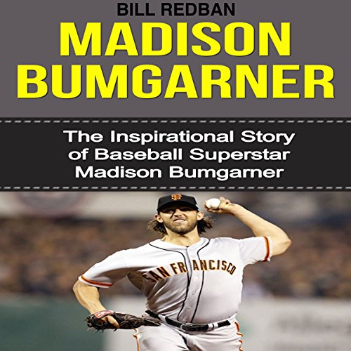 Madison Bumgarner audiobook cover art