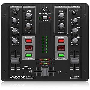 Behringer Pro Mixer Vmx1000 Usb – PRO MIXER VMX100USB
