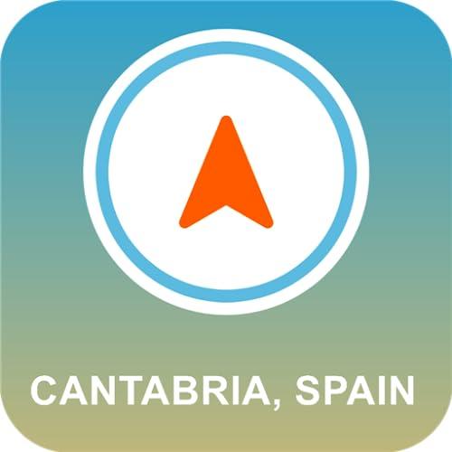 Cantabria, España GPS