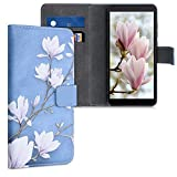 kwmobile Wallet Case Compatible with Alcatel 1B (2020) - PU