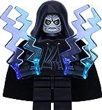 LEGO Star Wars Emperor Palpatine - Figura de Darth Sidious con destellos de poder