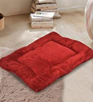 """COZY FURNISH Floor Cushions Chair Pads, Size - 20"""" x 30"""" Inches, Extra-Comfortable & Soft Seat Cushions, Ergonomic..."""