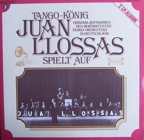 Tango-König J.L. spielt auf ('Der goldene Trichter') / Vinyl record [Vinyl-LP]
