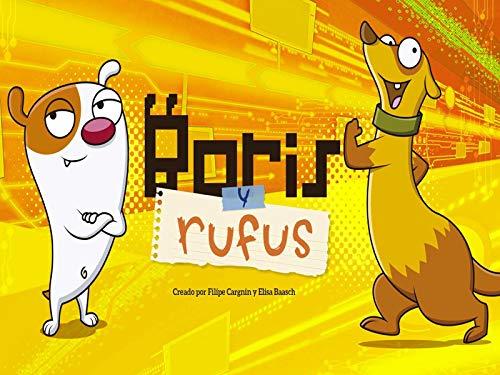 Boris y Rufus