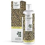 Australian Bodycare Shampoo - Shampooing cheveux secs 250 ml | Tea Tree oil et Myrte citronné | Anti-pelliculaire, Anti-démangeaisons | Soin cuir chevelu anti psoriasis, eczéma, neurodermatite, bouton