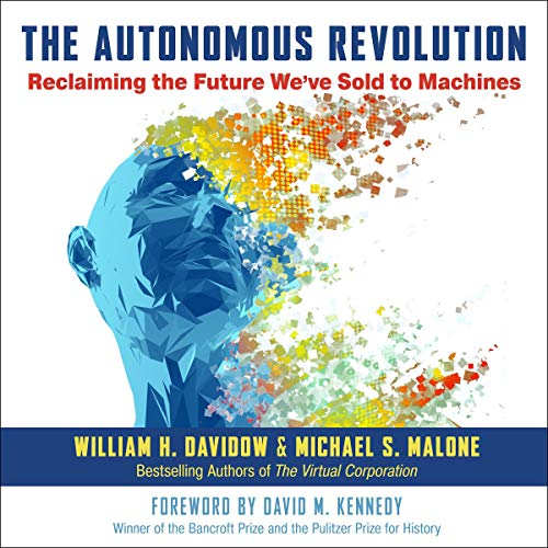 The Autonomous Revolution cover art