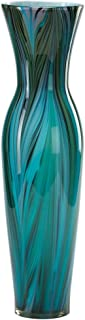 Cyan Design 02921 Tall Peacock Feather Vase