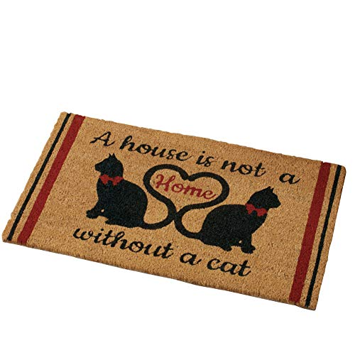 Collections Etc Cat Lovers Novelty 18