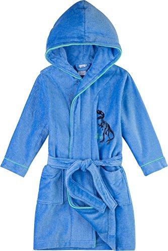 Sanetta Jungen 232114 Bademantel, Blau (Marina 50134), 104