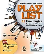 Scaricare Libri Playlist. Vol. A1-A2-B. Note e accordi-Fare musica-Ascoltare. Per la Scuola media. Con CD Audio. Con DVD-ROM. Con e-book. Con espansione online PDF