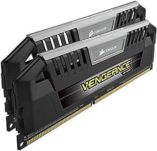 ذاكرة فينجيانس بسعة 16 جيجابايت (2 × 8 جيجابايت) CMY16GX3M2A1600C9 من كورسير، دي دي ار 3، 1600 ميجاهرتز (بي سي 3 12800)، ذ...