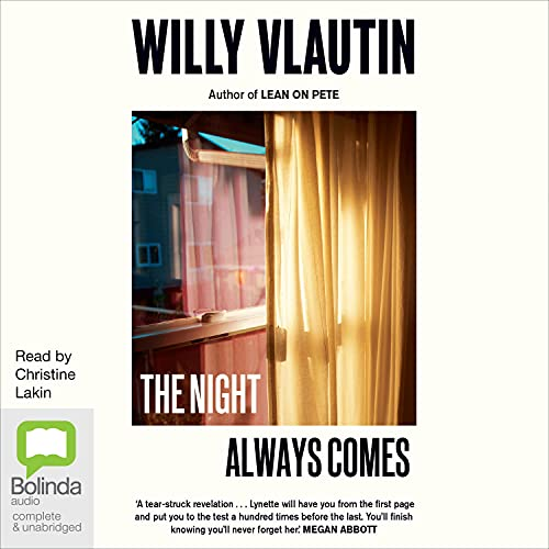 The Night Always Comes cover art