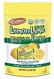 Koochikoo Sugar Free Organic Drops Pouch, Lemon Lime, 16 CT (2 Oz, Pack - 1)