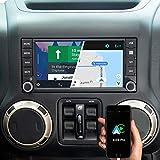 DYNAVIN 7' Car Stereo GPS Radio for Jeep Wrangler JK...