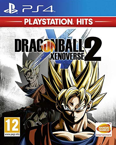 Dragon Ball : Xenoverse 2 PlayStation Hits pour PS4 [Importación francesa]