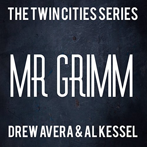 Mr. Grimm audiobook cover art