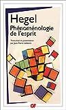 Phénoménologie de l'esprit - Format Kindle - 9,99 €