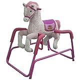 Rockin' Rider 1-80102M Daisy Spring Horse, Pink