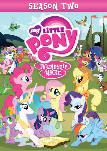 Friendship is Magic - Season 2 (4 DVDs) [RC 1]