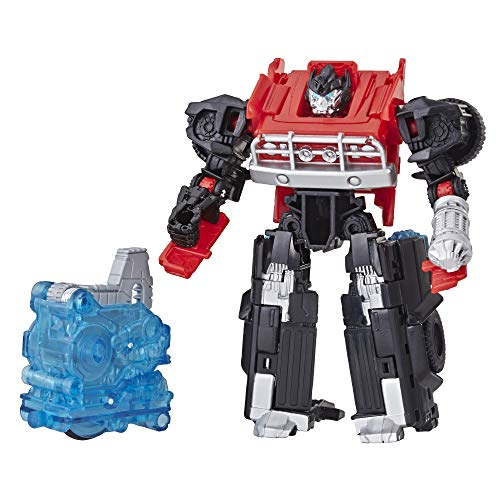Transformers: Bumblebee Energon Igniters Power Plus Series - Action Figure in ferro