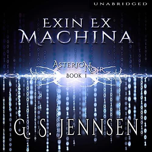 Couverture de Exin Ex Machina