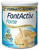 Fontactiv Forte Vainilla - 800 gr - Suplemento Nutricional para Adultos y Mayores - 30 grs 1 o 2...