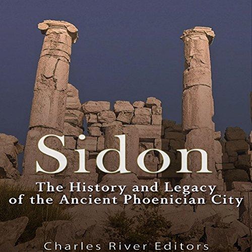 Sidon audiobook cover art