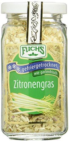 Fuchs Zitronengras gefriergetrocknet, 3er Pack (3 x 12 g)