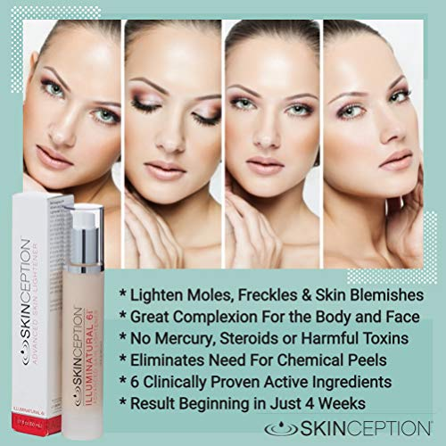 Skinception Illuminatural 6I (1.7 Fl Oz) By