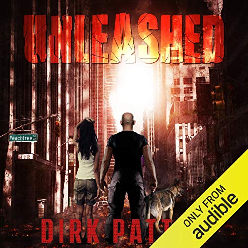 Unleashed V Plague Book One audiobook cover art