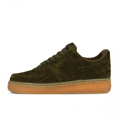 Buy Nike Men's Air Force 1 07' Suede Green 749263-300 at Amazon.in