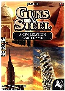 guns & steel game