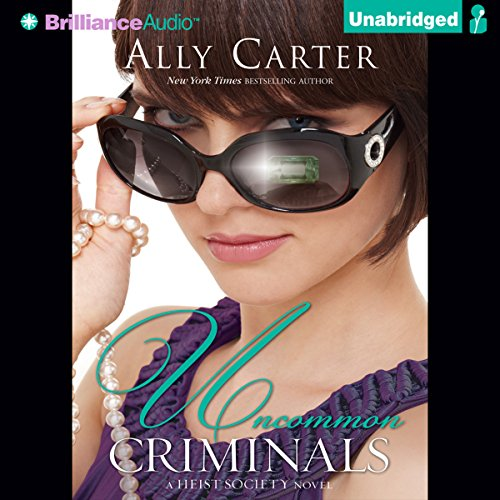 Uncommon Criminals audiobook cover art
