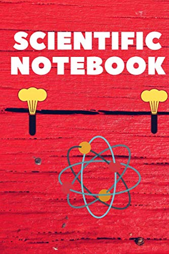 scientific notebook: student logbook for science student and teachers; organizational tool for science projects