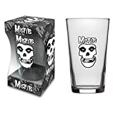 Misfits BIERGLAS Beer Glass Fiend Logo - Pint 570 ml