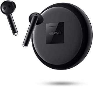Huawei-HUW-FREEBUDS3-BLK FreeBuds 3 Wireless Earphones with Noise Cancellation, 55031991, Carbon Black