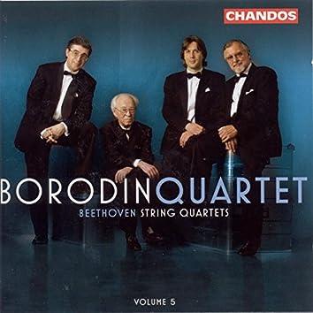 Beethoven: String Quartets, Vol. 5