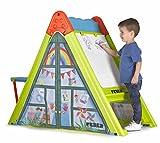 FEBER- Play&Fold Casita 4 En 1 (Famosa 811620)