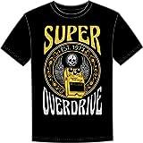 Camiseta de cuello redondo del SD-1 CCB-SD1TLC - L - Negro