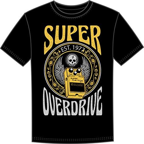 CCB Sd1 Crew T-shirt Zwart XX-Large