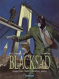 Blacksad, tome 6 : Alors, tout tombe (1/2) par Díaz Canales