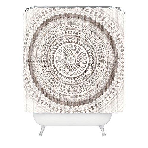 Deny Designs Iveta Abolina Winter Duschvorhang Weizen 175,3 x 182,9 cm