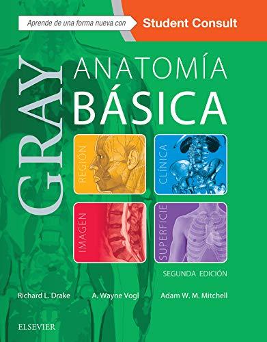 Gray. Anatomía básica (Spanish Edition)