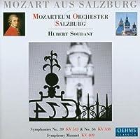 Mozart aus Salzburg, Volume 1 by Hubert Soudant (2013-08-05)