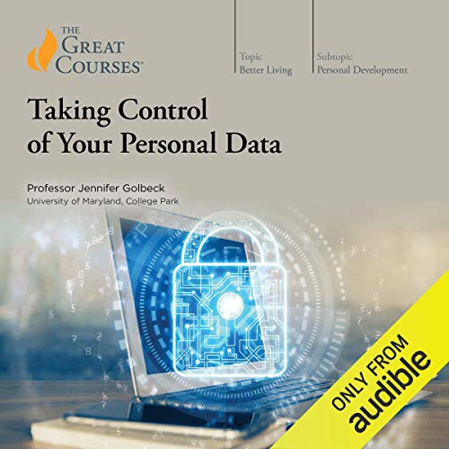 Taking Control of Your Personal Data  By  cover art